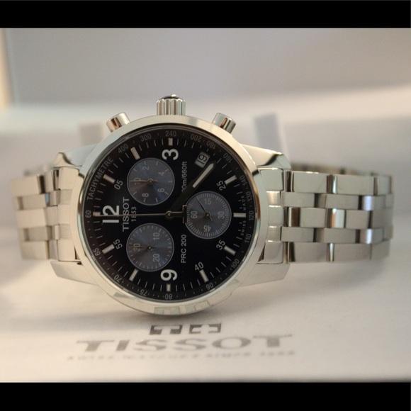 Tissot Other - Tissot navy blue watch